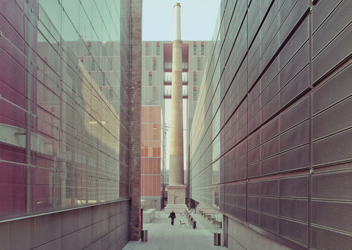 Fabra Universidad, Barcelona © Franck Bohbot.