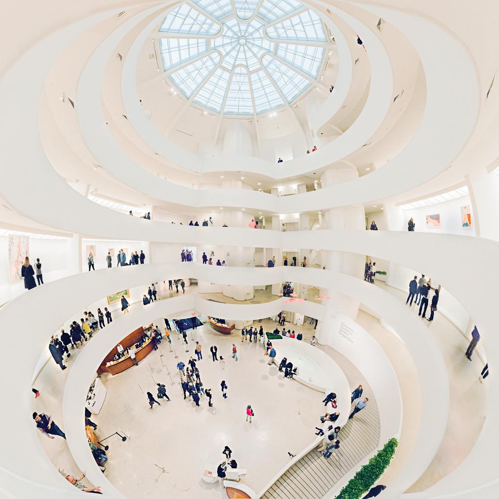 "The Guggenheim, May 2017. Photo: Ken Ohyama/<a href=""https://www.flickr.com/photos/20013727@N02/33761394414""target=""_blank"">Flickr</a>"