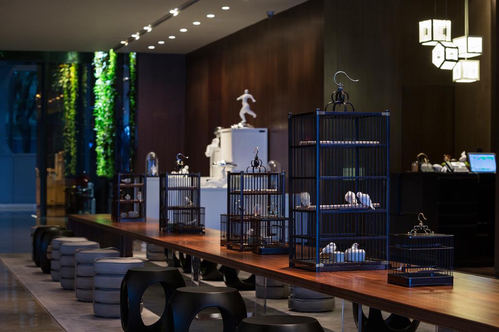 Hui Hotel - Lobby(YANG & ASSOCIATES GROUP)