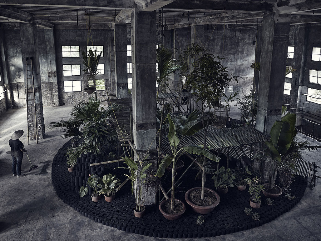 """Vu'òn - The Garden"" by Bureau A. Photo: Boris Zuliani"