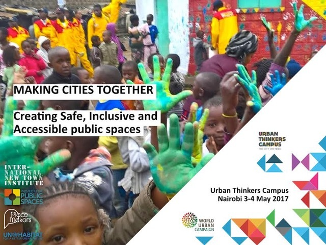 "The ""Making Cities Together"" conference is set to begin May 3rd. Image: MCT"