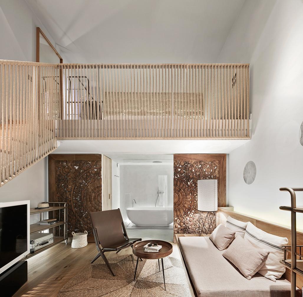 HOTELS: Puro Hotel by OHLAB/Oliver Hernaiz Architecture Lab.