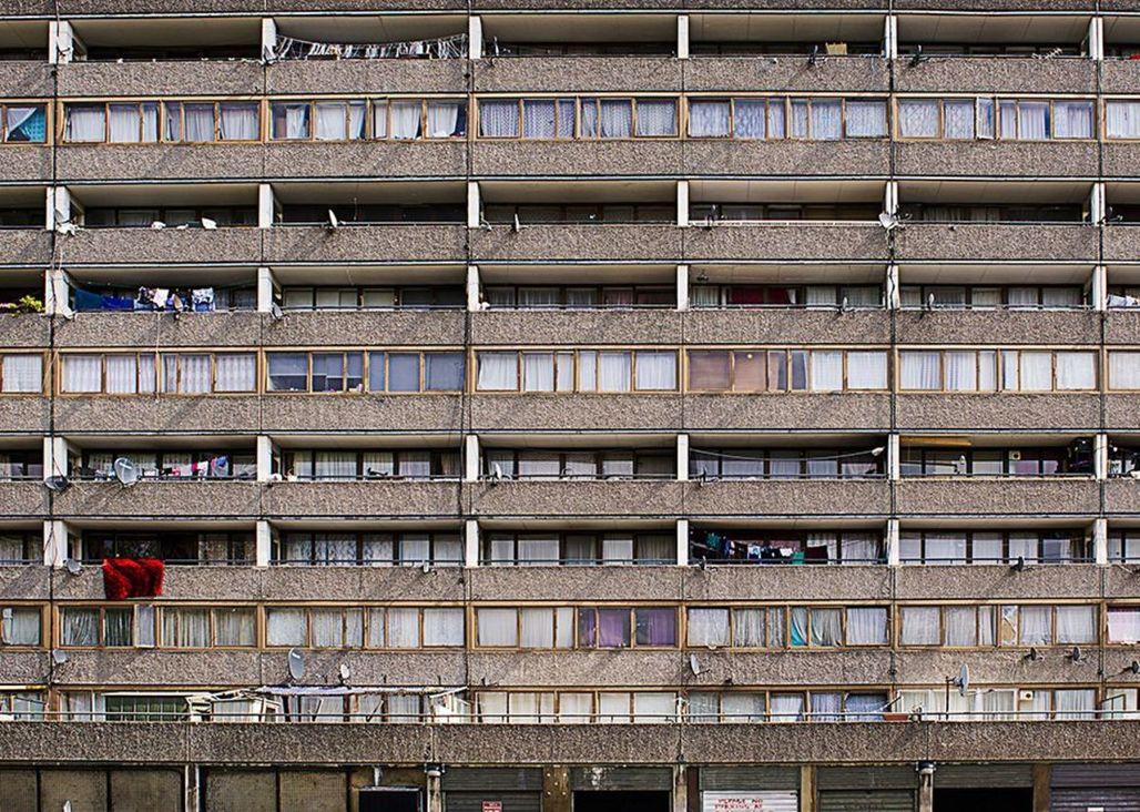 Image: The Aylesbury Estate; Credit: Richard Baxter