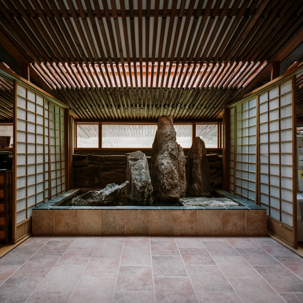 Siegal House designed by Kaneji Domoto. Photo: Thad Russell.