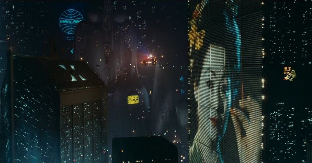 Still from Blade Runner. Found via flickr