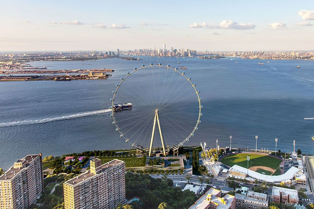 Image courtesy of New York Wheel