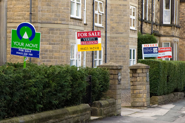 """""""Buy-to-let"""" landlords might face new restriction if a proposal by the Bank of England passes. Image via public domain."""