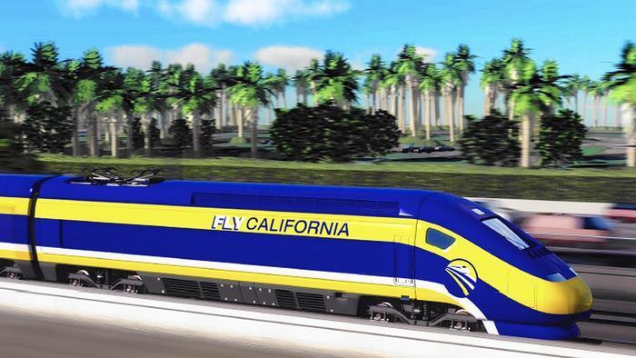Image: California High-Speed Rail Authority; via latimes.com