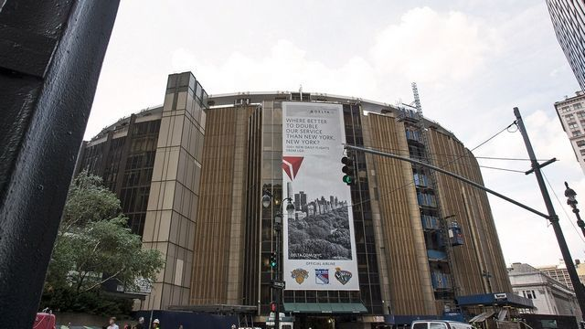 Madison Square Garden has been the target of debate for a decade. Photo: Buck Ennis