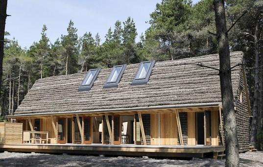 Seaweed House by Realdania Byg