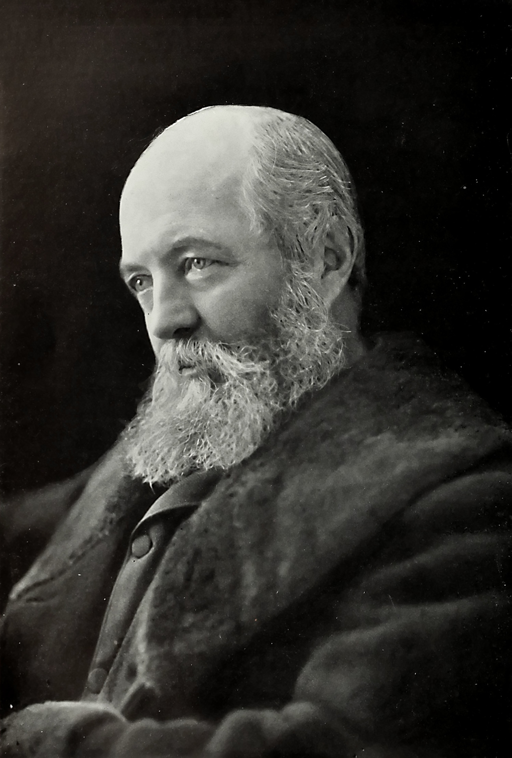 Frederick Law Olmsted. Image via wikimedia.org