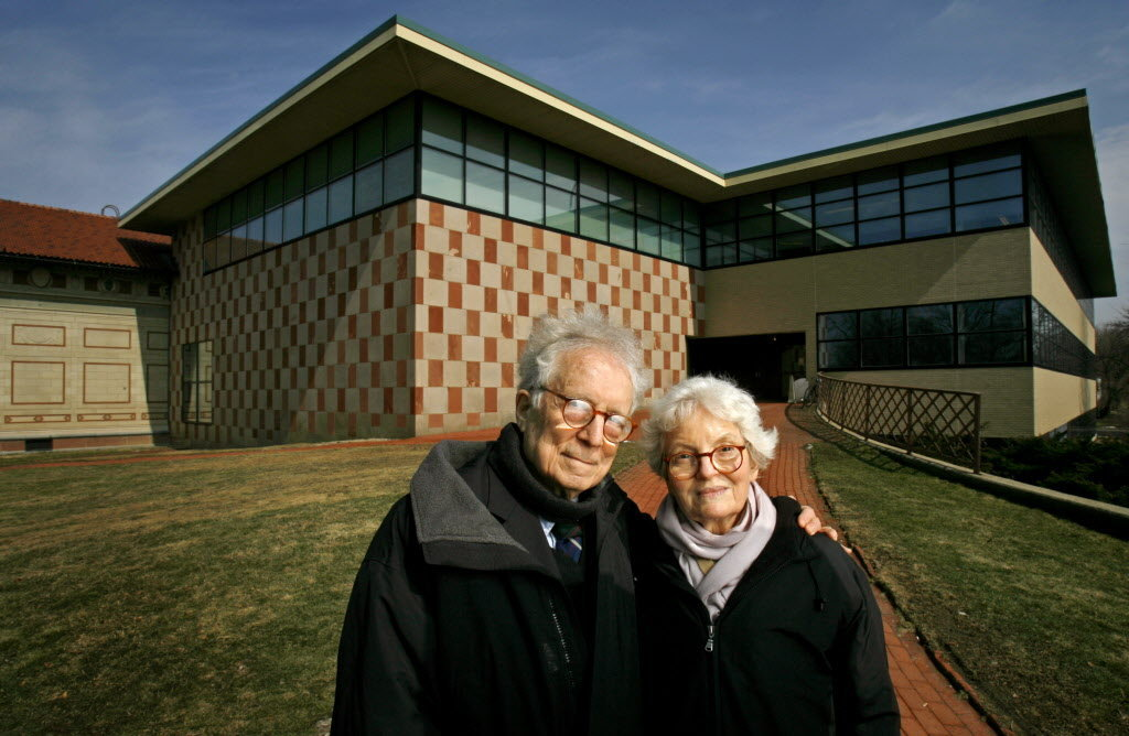 After getting snubbed for the 1991 Pritzker, Denise Scott Brown won the 2016 AIA Gold Medal. Photo via cleveland.com.