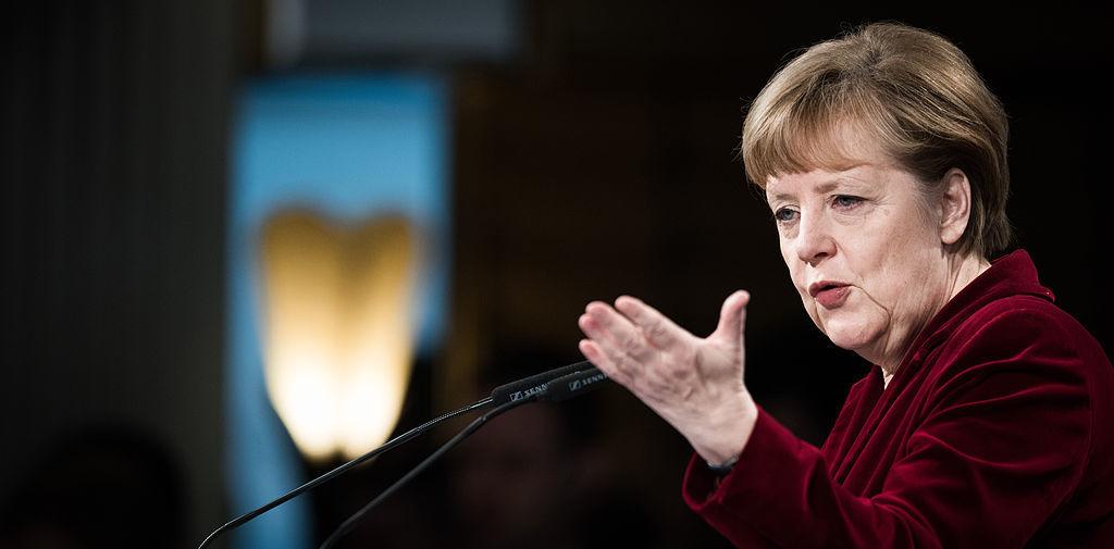 Angela Merkel via wikimedia.org