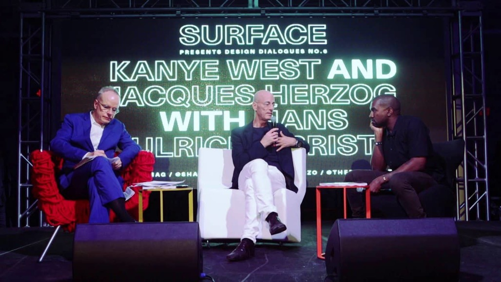 Jacques Herzog, of Herzog & de Meuron, went titular when naming his firm, but frequently architects take the Kayne West-approach to naming and renaming themselves. Photo: Screenshot via Vimeo.