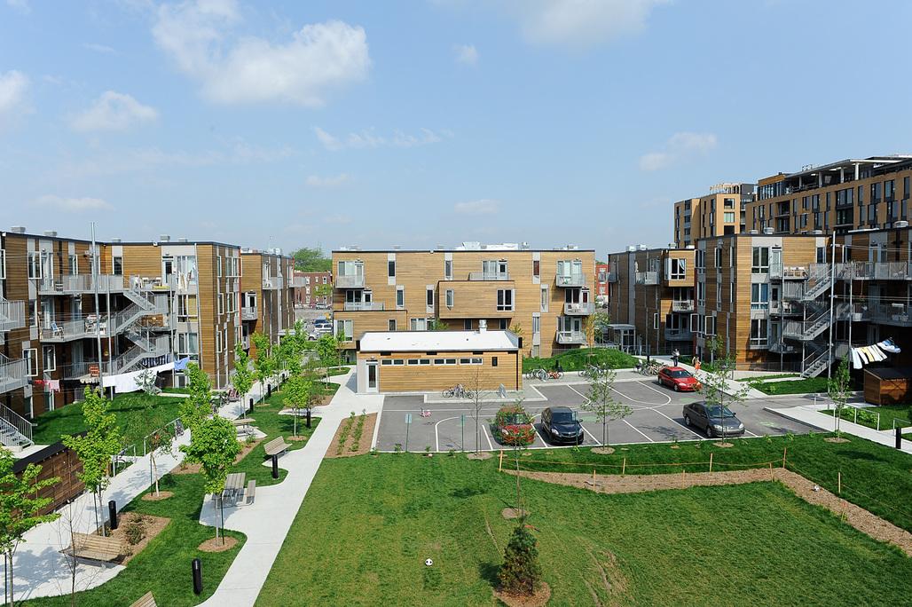 L'Oeuf Architects: Rosemont. Photo credit: Nikkol Rot, Holcim Foundation.