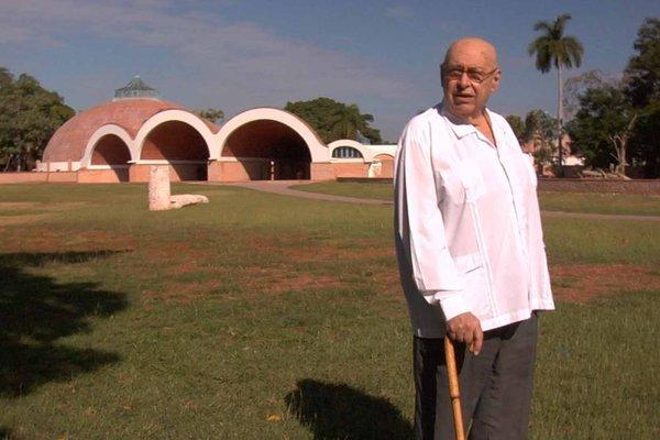 Architect Ricardo Porro