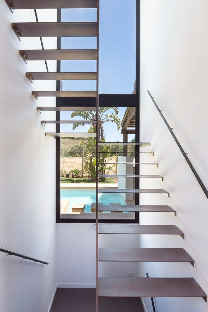 A House in Badalona, Spain by 08023 · Architecture + Design + Ideas