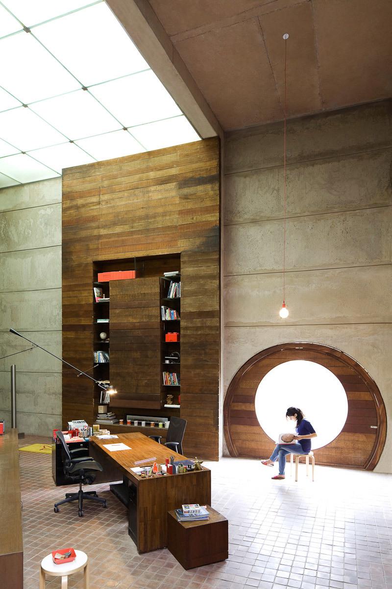 Archohm Studio in New Delhi, India by Archohm