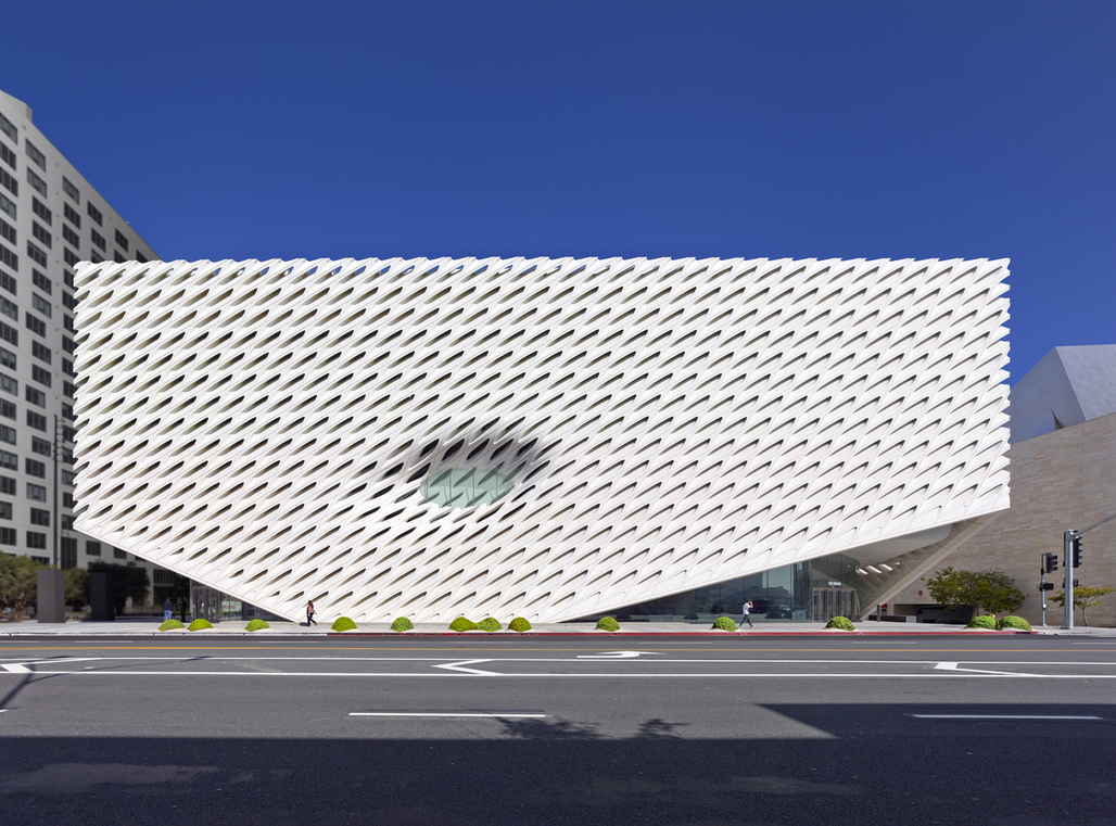 Photo by Benny Chan. Courtesy of The Broad.