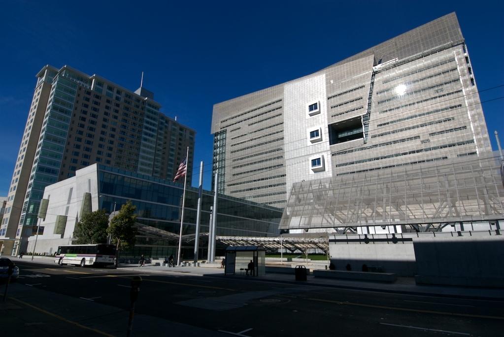 Morphosis' Federal Building. Image: Wikipedia