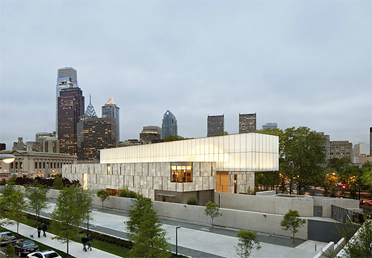The Barnes Foundation in Philadelphia, PA, the museum that controversially transplanted Albert Barnes' singular collection of Impressionist, Post-Impressionist and Early Modern art from his suburban quasi-private exhibition space to Center City Philadelphia. Williams and Tsien's new museum...