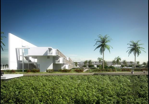 Kanai Retreat - Richard Meier & Partners