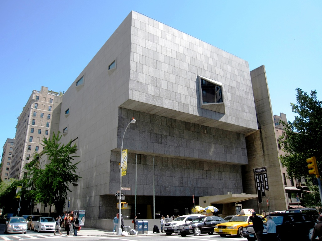 Marcel Breuer's iconic building is the former home of the Whitney Museum and the future home of an extension of the Met. Credit: Wikipedia