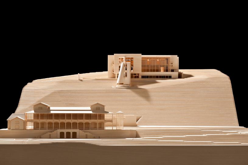 Model Arp Museum - Copyright Barnhard Fries