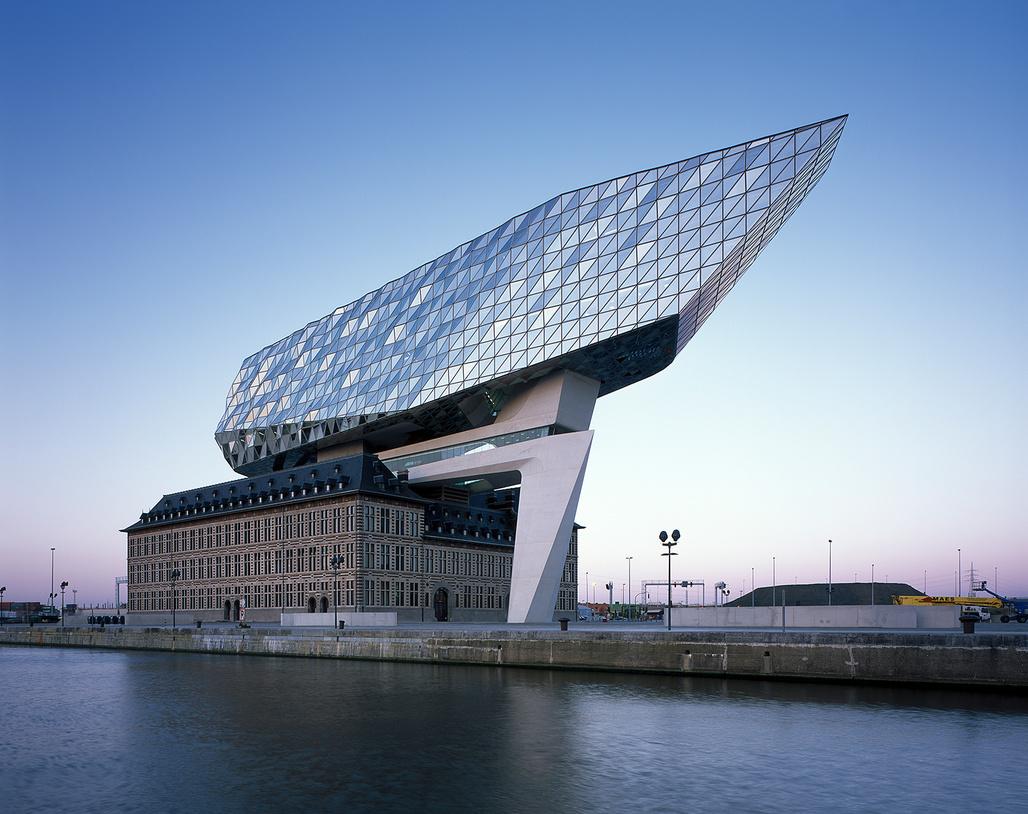 Port House. Zaha Hadid Architects. © Helene Binet