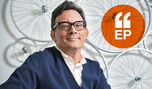The architect Giancarlo Mazzanti via Dinero.com
