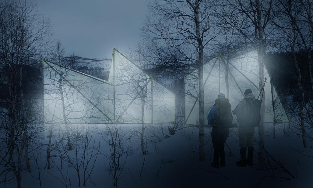 Saivu Valnesfjord (Image: Eriksen Skajaa Architects)