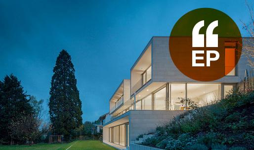 Residence in Weinheim by Wannenmacher-Möller Architekten Photo- Jose Campos.
