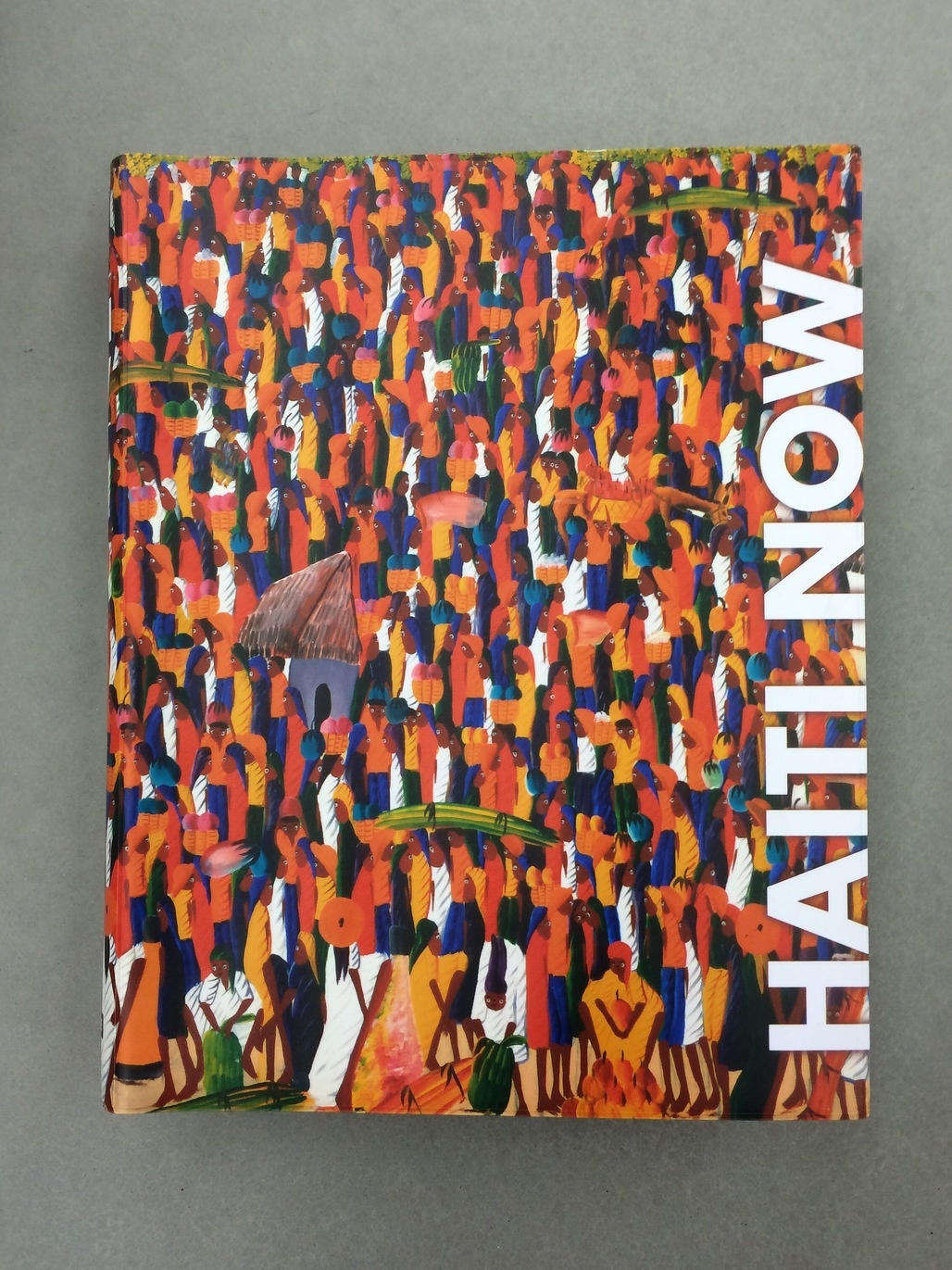 """""""Haiti Now"""" by the NOW Institute. Photo: Justine Testado"""