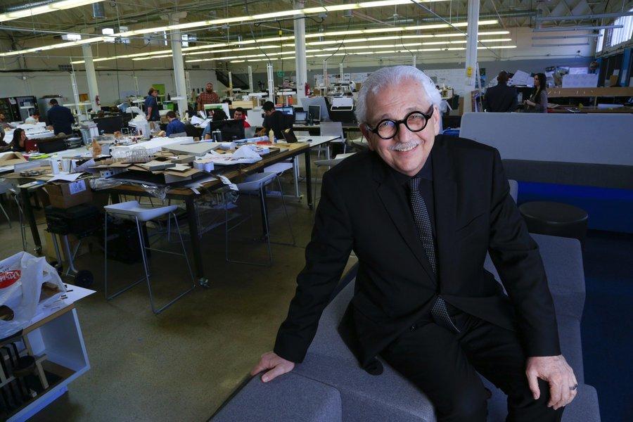 Newschool of Architecture and Design's new President Marvin Malecha. (Photo: Nelvin C. Cepeda; Image via sandiegouniontribune.com)