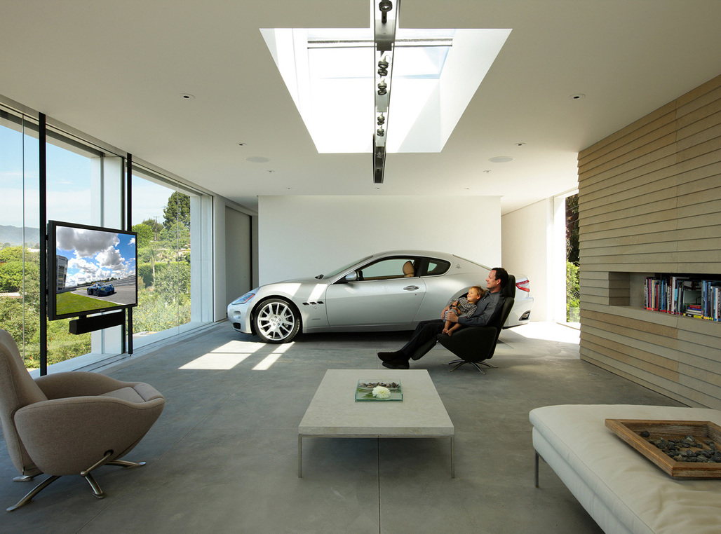 tigertail in Los Angeles, CA by archisis inc.