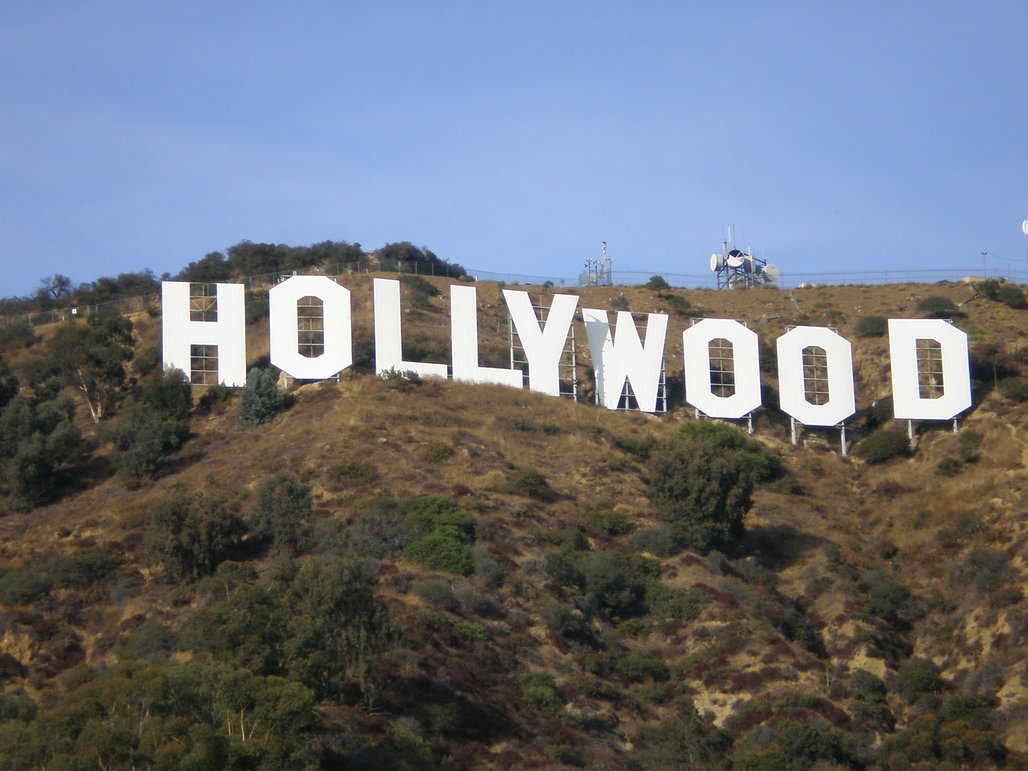 The residents of Beachwood Canyon are suing the city to block access to the Hollywood sign. Credit: Wikimedia