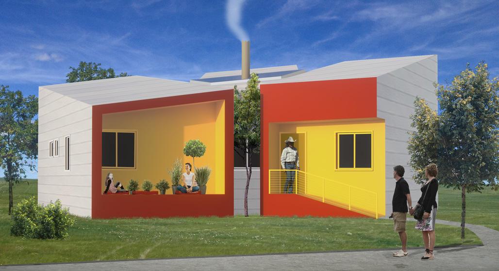 GRAFT home design. Credit: GRAFT.