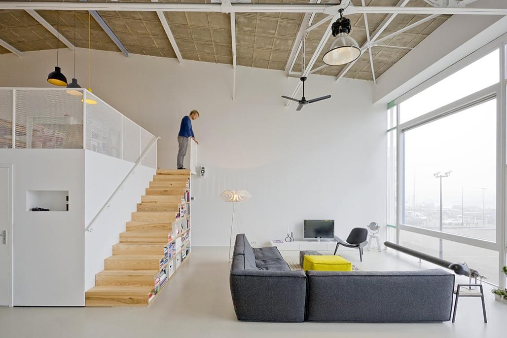 House Like Village in Amsterdam, the Netherlands by Marc Koehler Architects; team member: Anna Szczurek