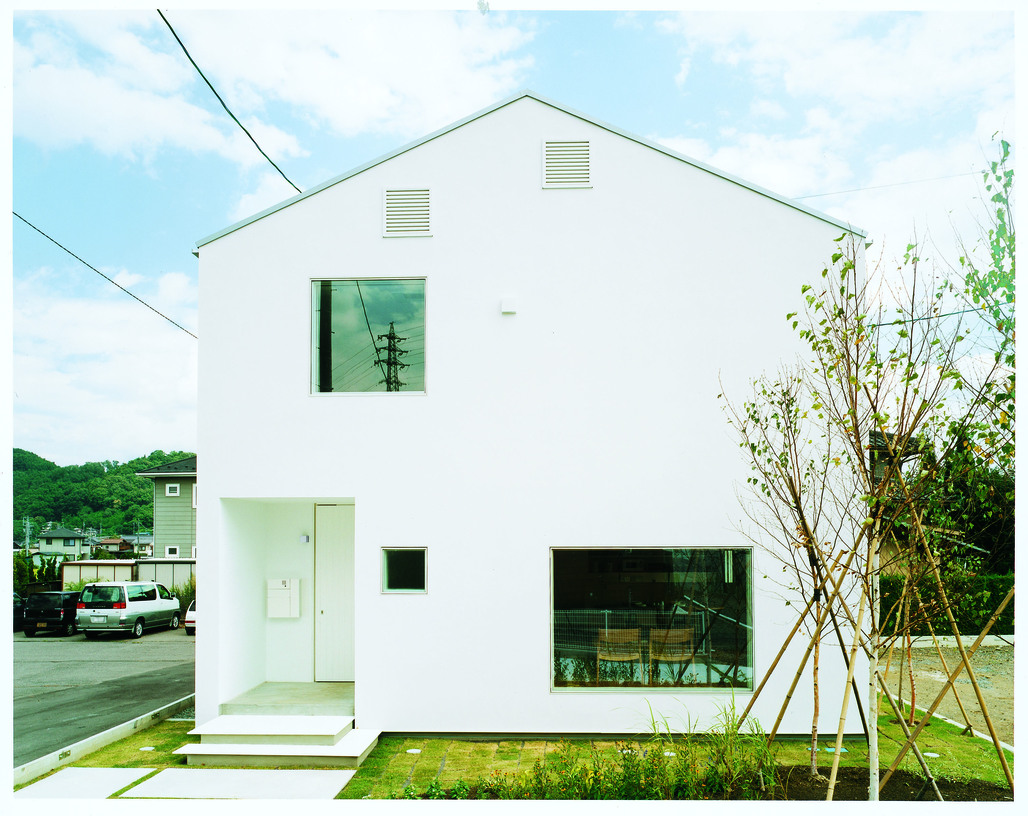 Muji's Window House in Kamakura. Photo courtesy of Muji.
