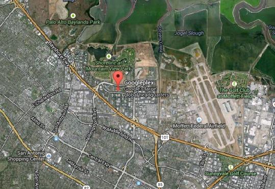 Via: Google Maps