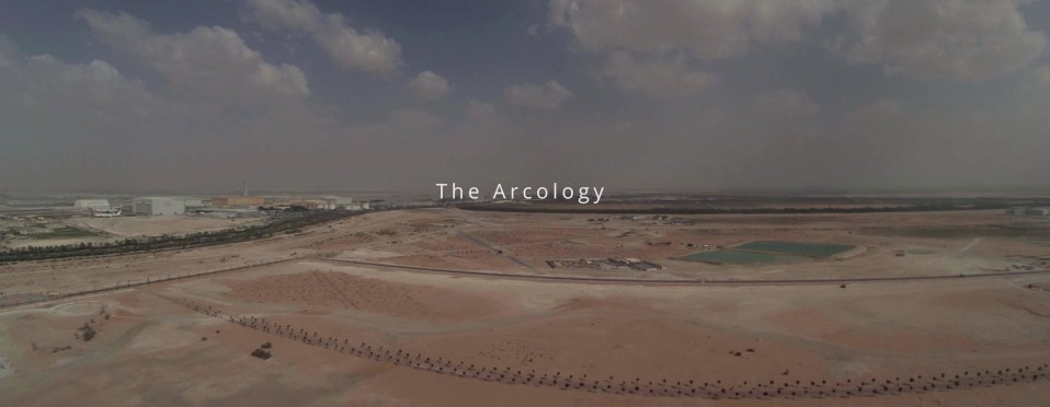 """Screenshot from """"The Arcology"""" by Electric Lime Productions."""