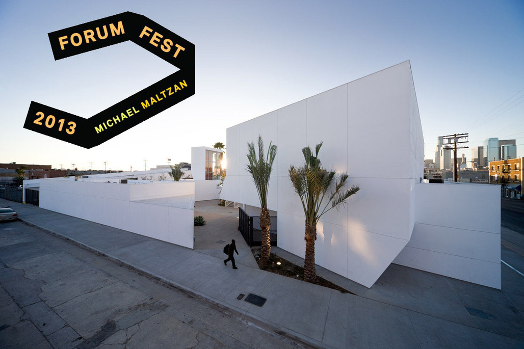 The Inner-City Arts project in downtown Los Angeles by Michael Maltzan (Photo: Iwan Baan).