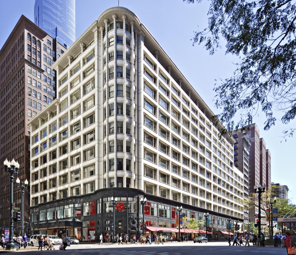 The Sullivan Center, WTTW Chicago, Joseph Freed and Associates/Paul Schlismann Photography
