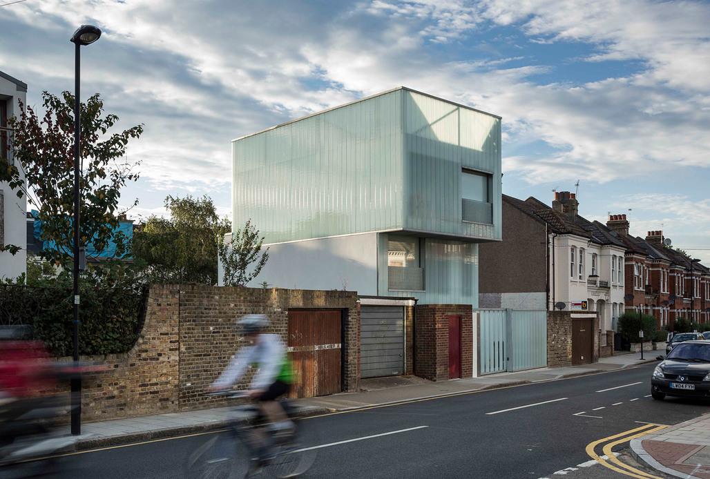 Slip House, London by Carl Turner Architects. Photo: Tim Crocker.