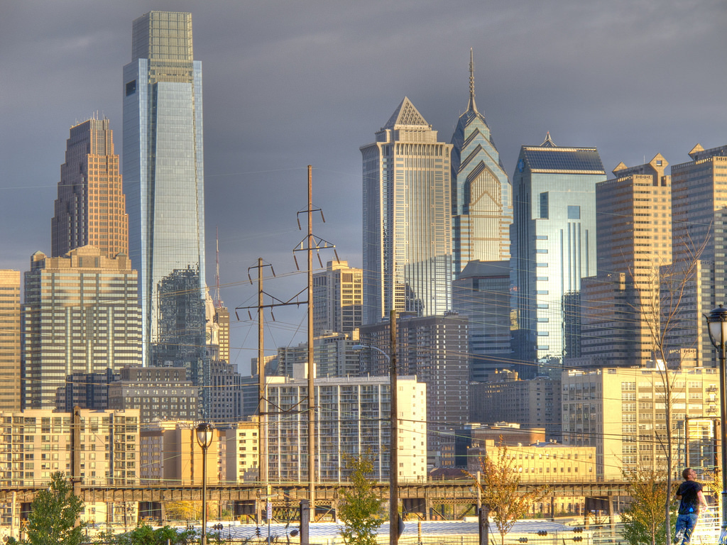 Philadelphia, Pennsylvania. Photo: Michael W. Murphy/Flickr