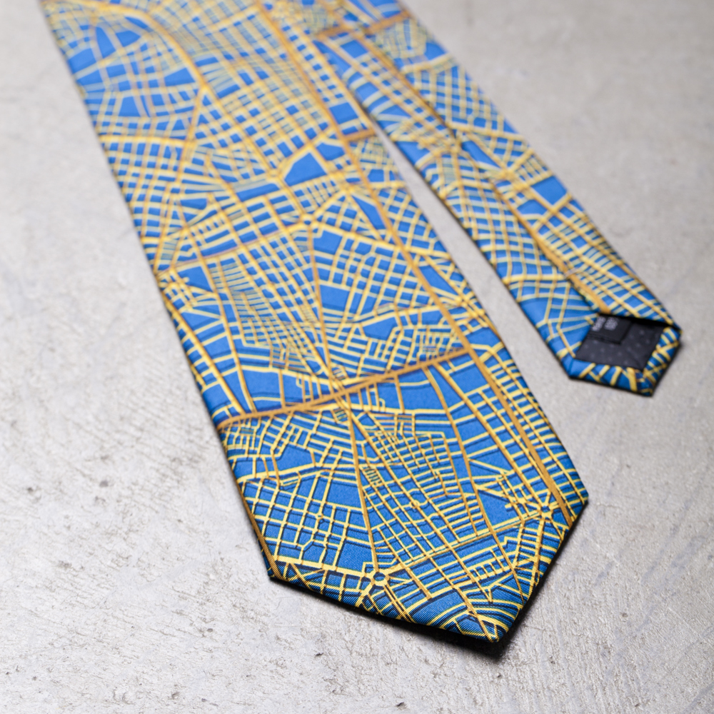 """""""Lima"""" tie by ArquitectonicaPRODUCTS"""