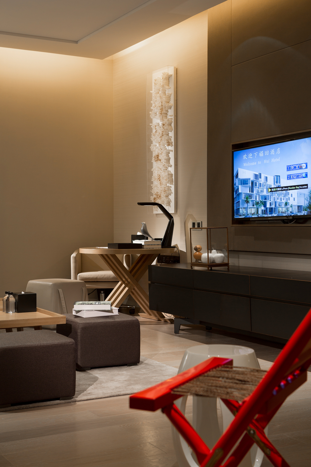 Hui Hotel - Guest Room(YANG & ASSOCIATES GROUP)
