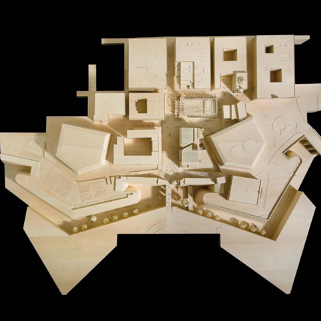 Valletta City Gate - Malta design by Renzo Piano Building Workshop