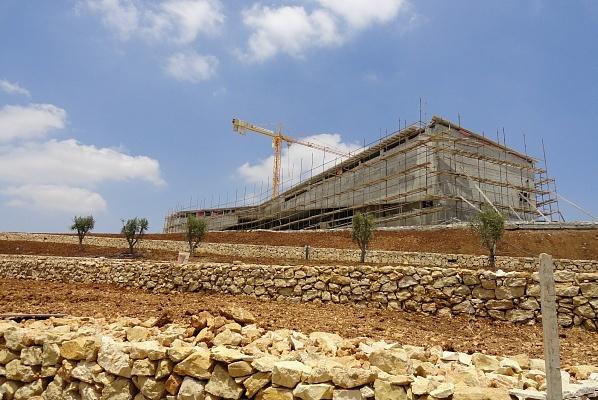 Dedicated to Palestinian history and culture, the new museum also aims to reach out to the Palestinian diaspora via digital platforms. Photo via theartnewspaper.com