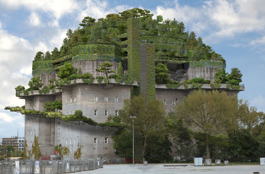 Image: Hilldegarden / Planungsburo Bunker